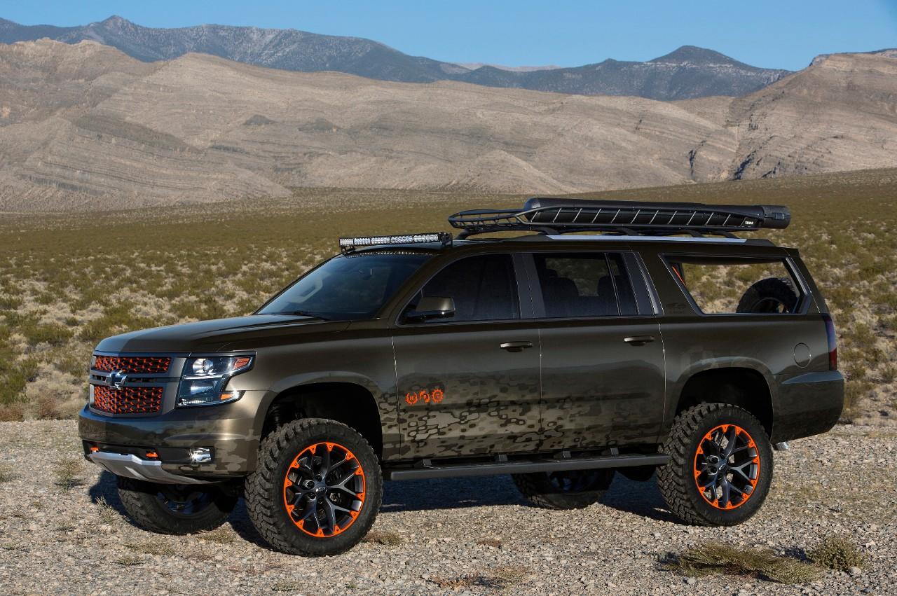 Chevrolet Luke Bryan Design A Huntin Fishin Suburban Trusted Auto Professionals