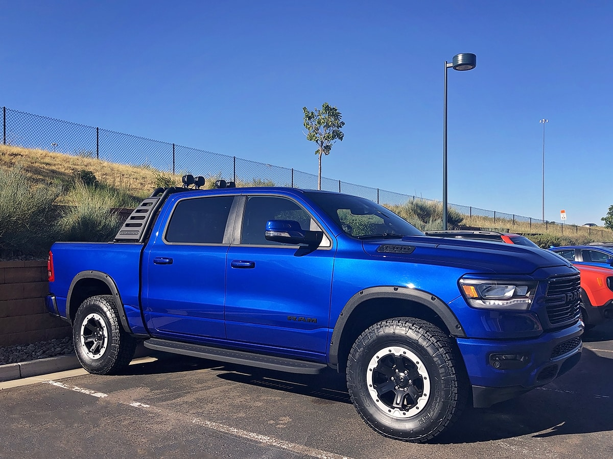 How To Customize A Ram 1500 Without Voiding Warranty Mopar